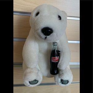 Other - White Polar Bear 🐻 Coca-Cola